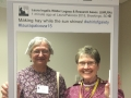 Kitty Latane, who coordinated the vendors, and Lynn Urban, who provided valuable Silent Auction assistance.
