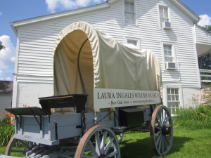 Burr Oak Wagon